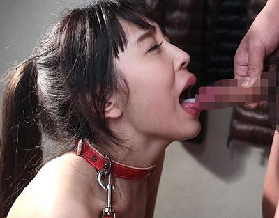 【長編】友達のポニーテール彼女を男子寮に監禁して調教中出しレイプ!