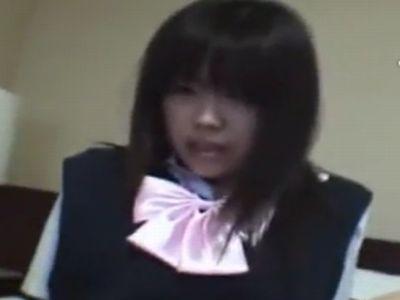 偽のアイドルオーディションに騙されてレイプされる女子校生