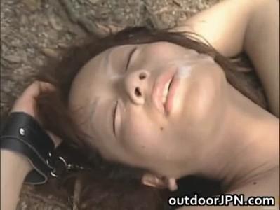 【鬼畜】野外で凌辱レイプされまくるギャル