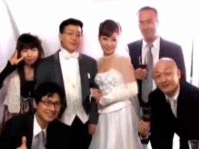会社に損害を出してしまい部長に犯され続ける新婚部下の花嫁