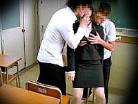 【流●】慶応レ●プ事件よりヤバい…。教育実習生がクロロホルムを嗅がされ生徒に犯されてる