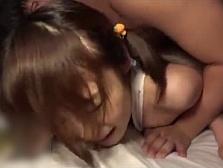 小×生の妹にいたずらしに夜這い!! 目が覚めて嫌がる少女に言い訳しながらレ●プ・・!!