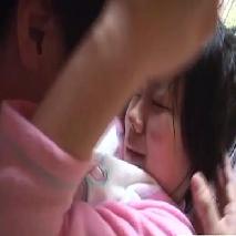 「やだぁ……」怯えて泣く小●生の妹を舐め回し味わう鬼畜な兄wwwww