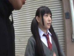 学校帰りの女子校生が拉致監禁からのレ●プされる一部始終