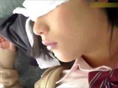 予備校の教室で女子校生が昏睡レ●プの被害に!?