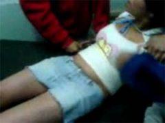ブラジルで少女が輪姦されている映像がエグい…