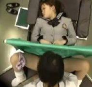 鬼畜な産婦人科が妊娠検査にやってきた女子校生たちに中出ししまくるwwww