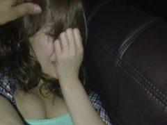 【閲覧注意】「やめてぇ……」と泣く女子大生をレ●プしながらクラブでハメ撮り