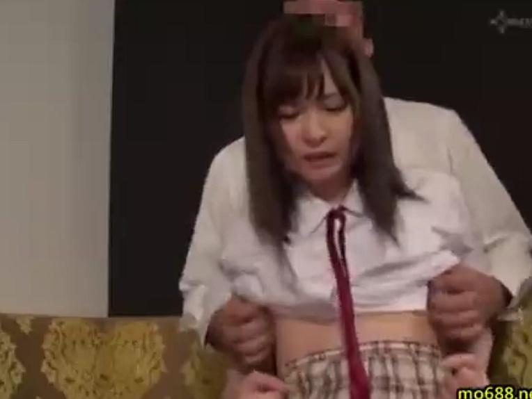 謝罪にやってきた可愛い女子校生をぶち犯すwwww
