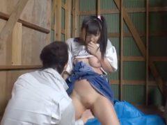 発育の良いサイドテール少女がガチレ●プされるwww