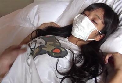【個人撮影】笑っちゃう程レベル高けぇ!中2年の妹を睡眠薬で中出しレイプ