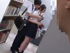 彼氏とイチャイチャする女子校生に腹たったので寝取りレ●プしたったwww