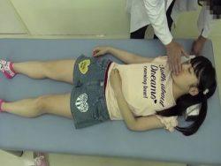 病院の診察にきた女子小●生を睡眠薬で眠らせて中出し昏睡レイプ!